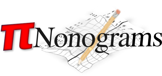 picture about Printable Nonograms called Pi Nonograms - Engage in nonograms upon-line